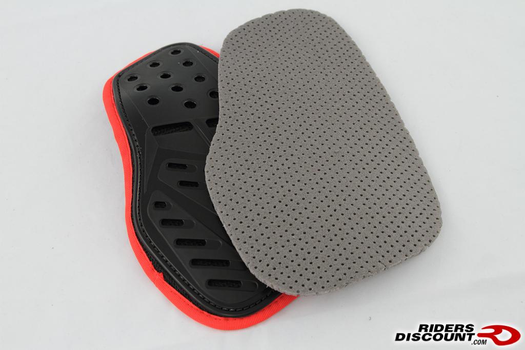 alpinestars bionic chest pads upgrade armor 13x forums
