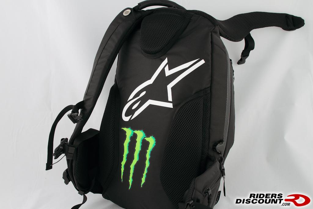Рюкзак alpinestars monster energy рюкзак кожаный минск