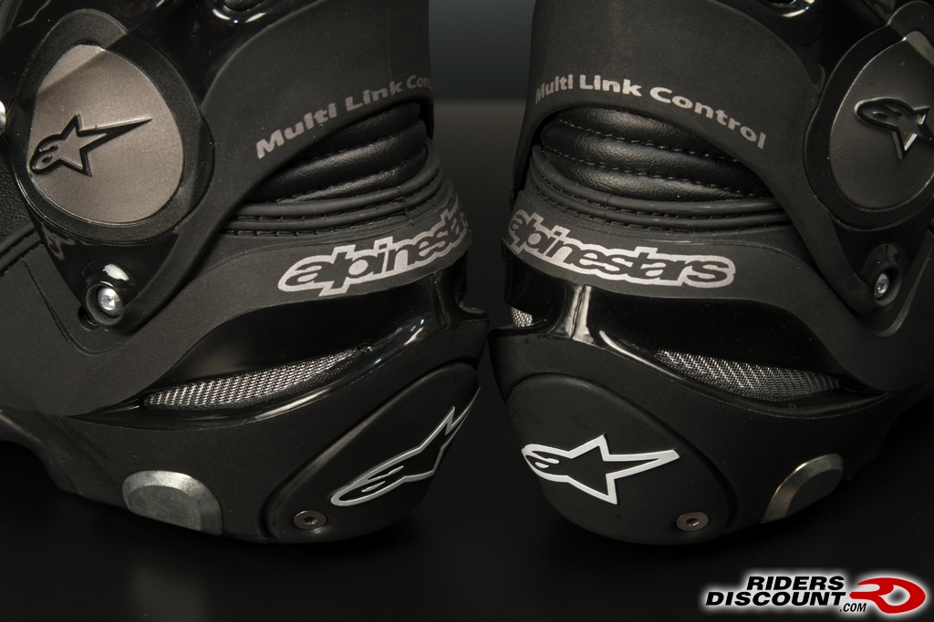 alpinestars smx plus motorcycle boots new for 2011. Black Bedroom Furniture Sets. Home Design Ideas