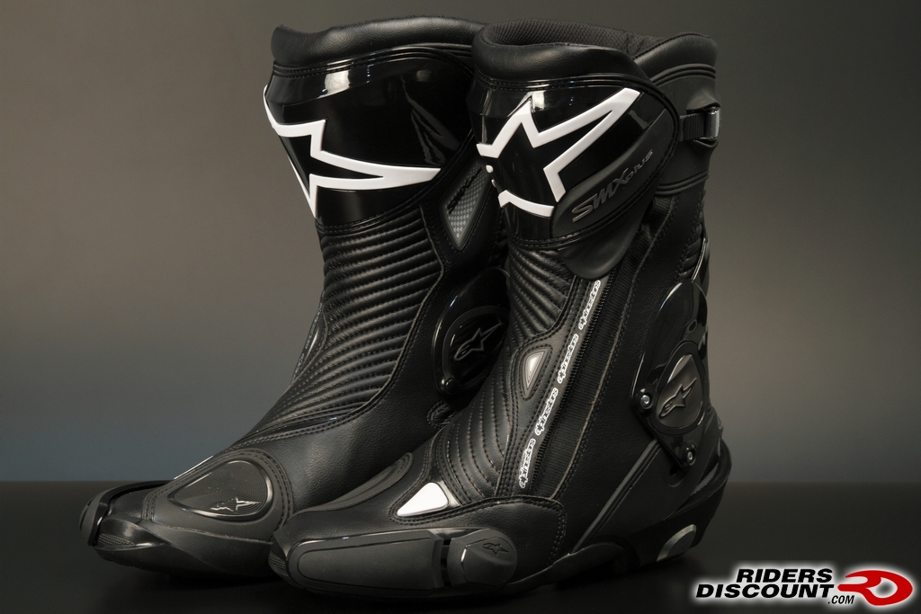 alpinestars smx plus motorcycle boots new for 2011 bmw. Black Bedroom Furniture Sets. Home Design Ideas