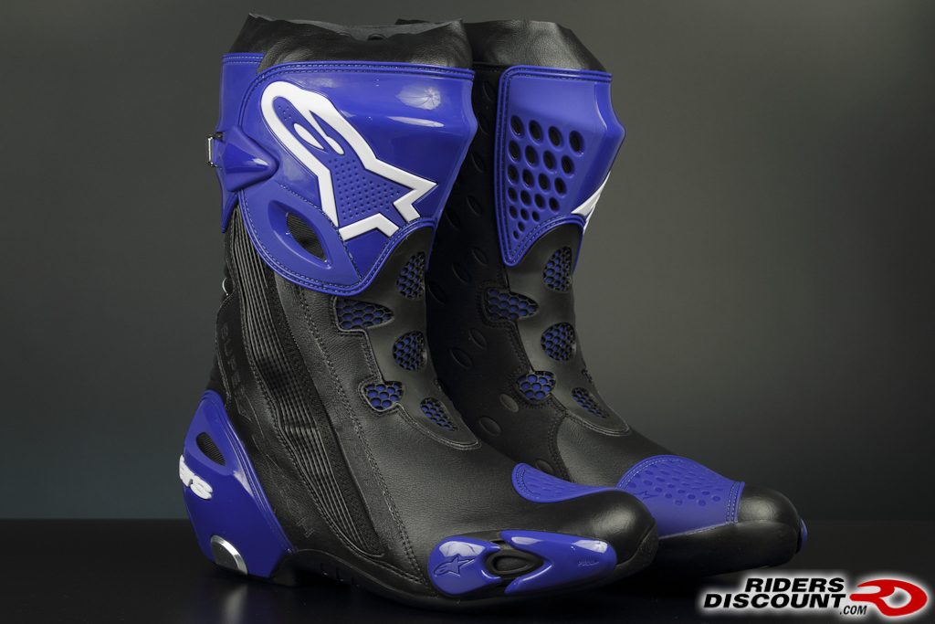 alpinestars supertech r motorcycle boots. Black Bedroom Furniture Sets. Home Design Ideas