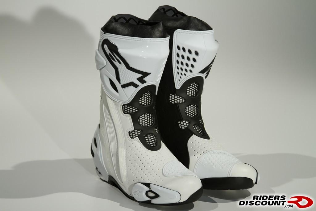 Alpinestars Supertech R Motorcycle Boots Triumph675 Net