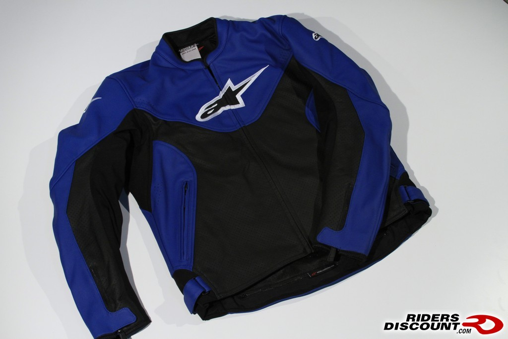 Alpinestars indy leather jacket