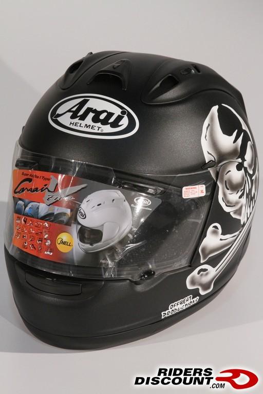 helmet corsair v hayes jolly roger 1