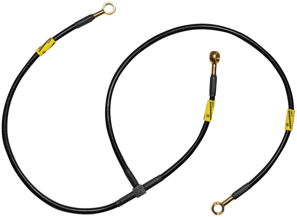goodridge superbike pro 1-into-2 brake lines
