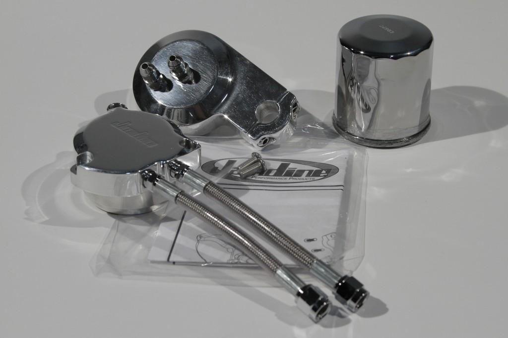 Jardine Oil Filter Relocation Kit Yamaha V Star
