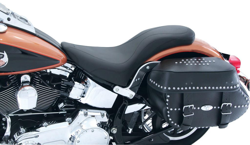 mustang daytripper seats : v-twin forum: harley davidson forums