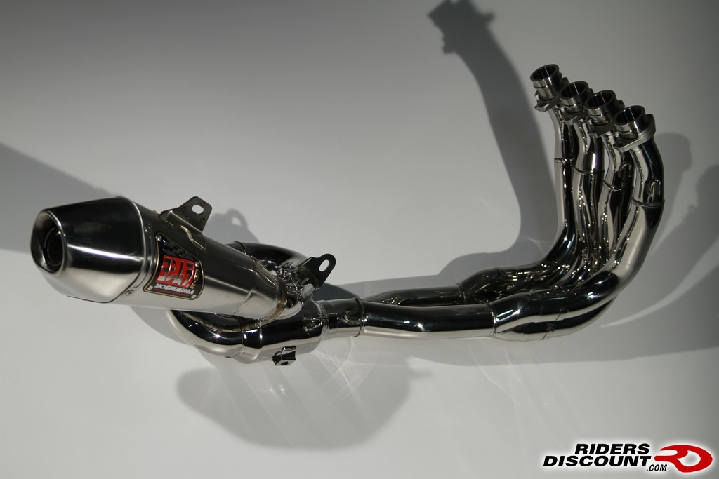 Yoshimura r55 full system for Best exhaust system for yamaha r6