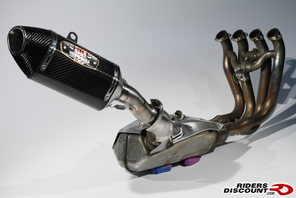 Yoshimura R-77 BMW S1000RR Slip-On Exhaust - BMW S1000RR Forums: BMW Sportbike Forum
